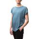 Houdini Activist - T-shirt manches courtes Femme - bleu